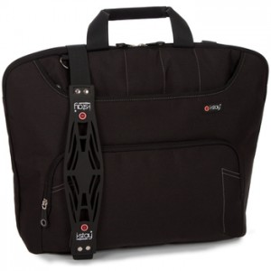 Damska torba na ramię - laptop 15,6'/tablet12' marki i-Stay